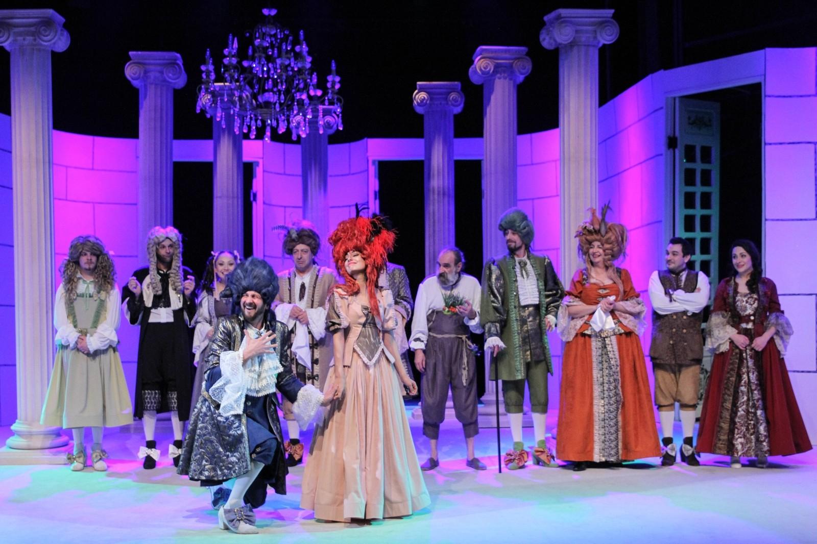 Nunta lui Figaro - un spectacol de Mc Ranin